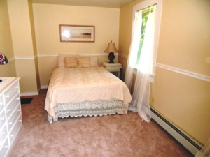 Bedroom Professionally Staged by Kate's Home Staging