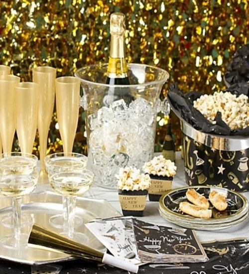 New Year S Eve A Time For Reflection And Good Food Kate 39 S Home Decorating Home Staging