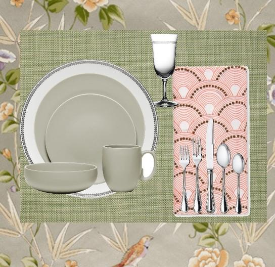 What You Need for Spring - Tabletop