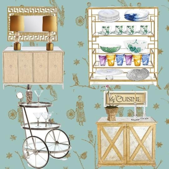 What You Need for Spring - Dining Storage